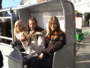 cykeltaxa københavn