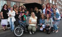 Cykeltaxa-events